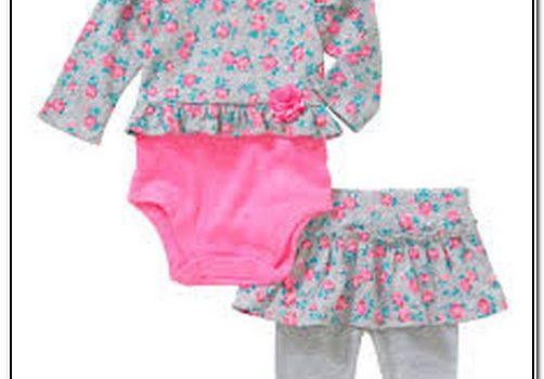 Walmart New Baby Girl Clothes