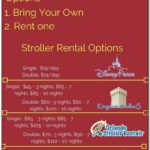 Walt Disney World Stroller Rental Tips