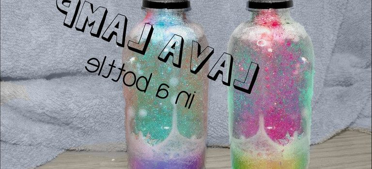 What Is In A Lava Lamp Ingredients