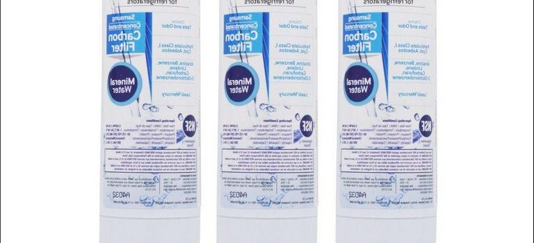 Where To Buy Samsung Water Filter For Refrigerators