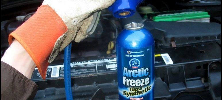 Where To Get Refrigerant For Car