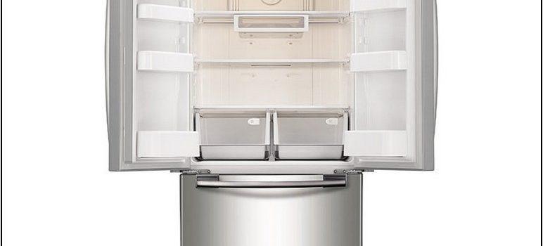 Whirlpool 33 Inch Counter Depth Refrigerator