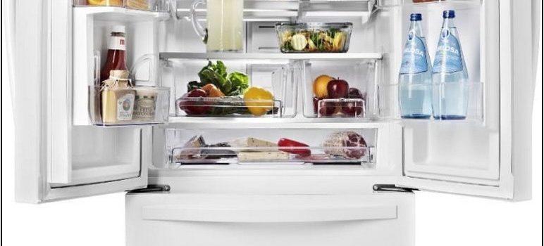 Whirlpool 34 Inch Wide Refrigerator