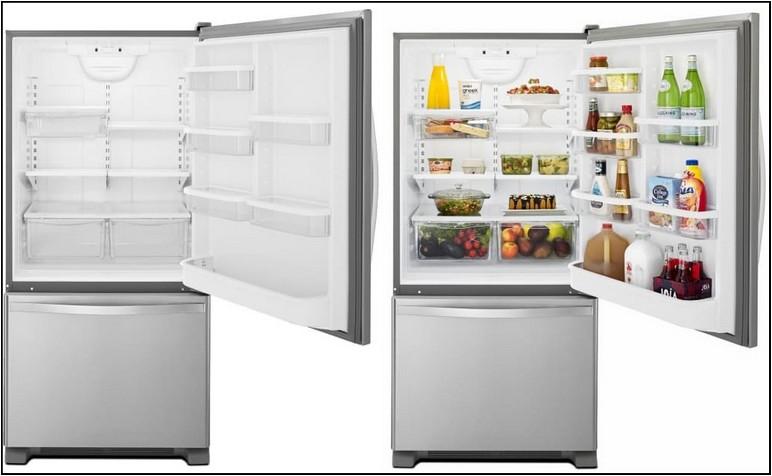 Whirlpool Counter Depth Refrigerator 33 Wide