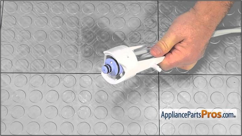 Whirlpool Gold Refrigerator Water Filter Housing