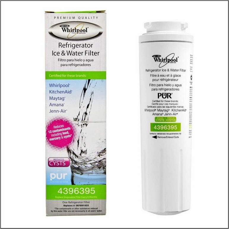 Whirlpool Gold Refrigerator Water Filter Ukf8001