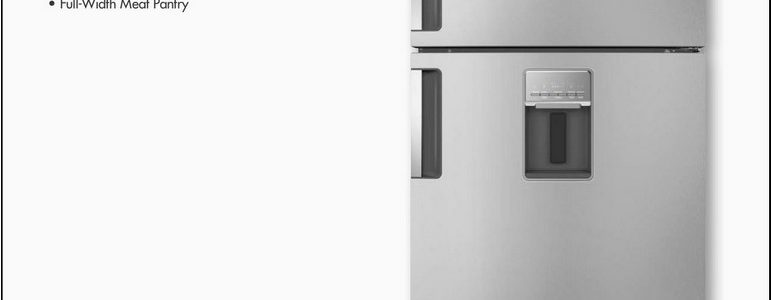 Whirlpool Gold Series Refrigerator Manual