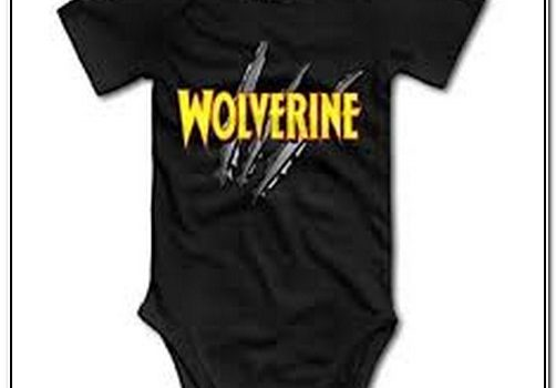 Wolverine Marvel Baby Clothes