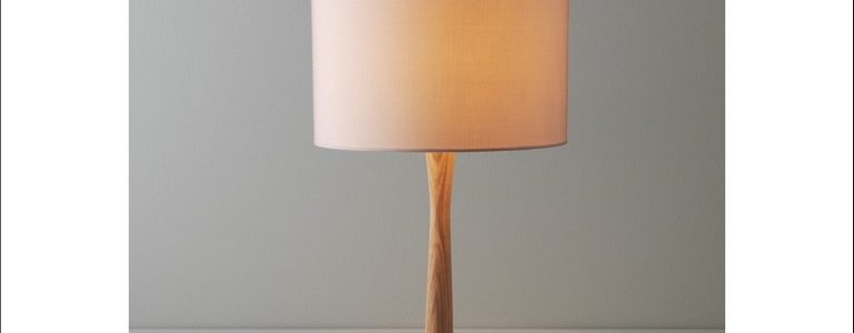 Wooden Table Lamp Bases