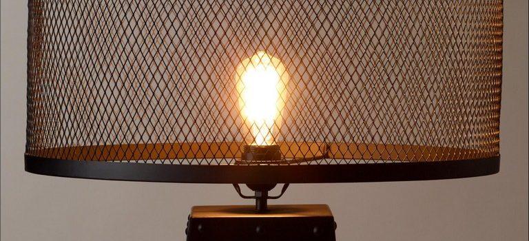 World Market Blue Lamp Shades