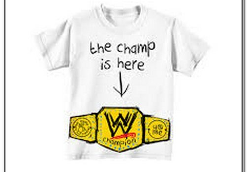 Wwe Baby Boy Clothes