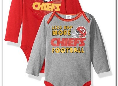 Wyoming Cowboys Baby Clothes