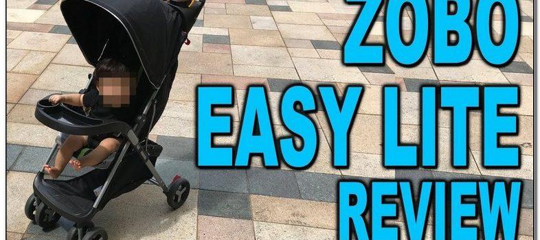 Zobo Easylite Stroller Review