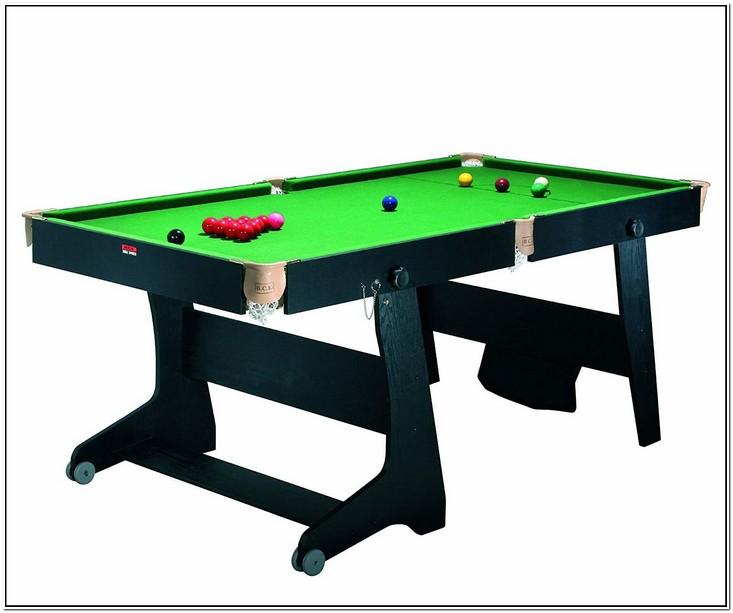 6 Foot Pool Table Ebay