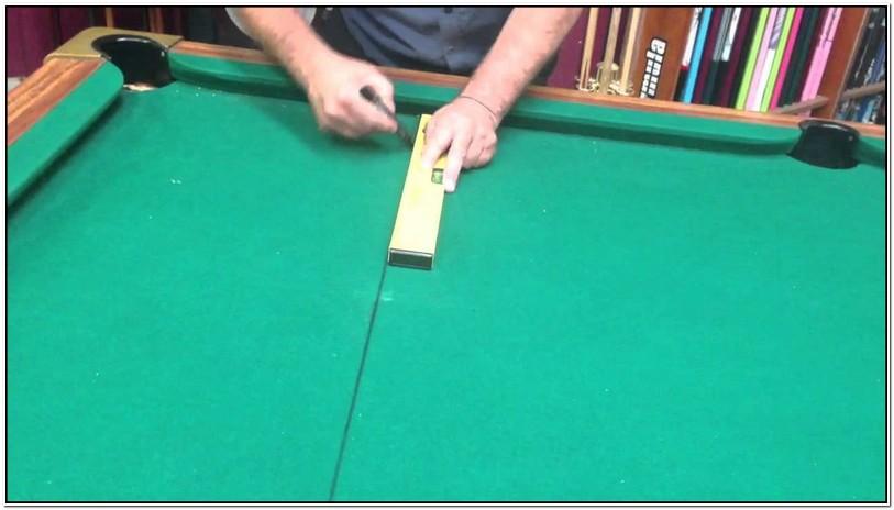 6 Foot Pool Table Markings