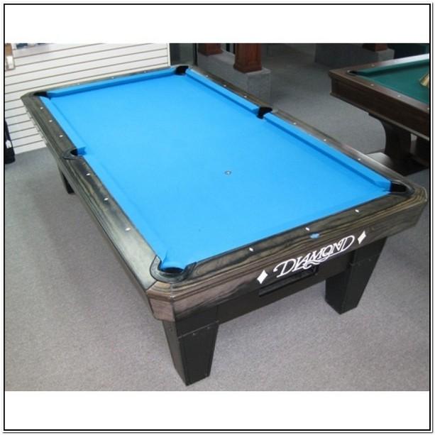 8 Foot Diamond Pool Table For Sale