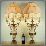 Antique Table Lamps 1930