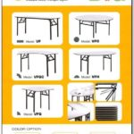Banquet Table Sizes Malaysia