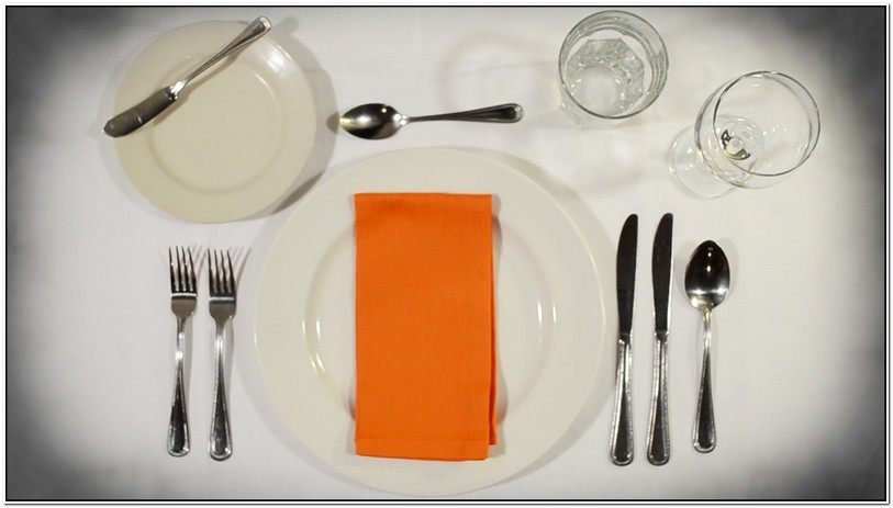 Basic Table Setting Video