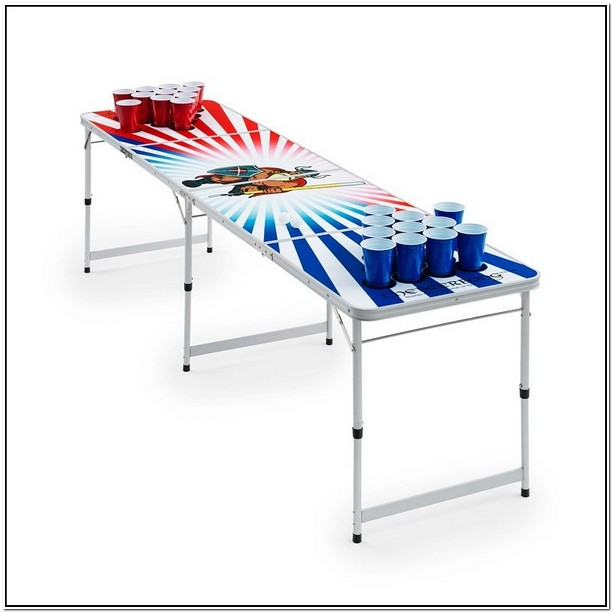 Cheap Beer Pong Table Uk