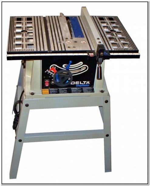 Delta Shopmaster Table Saw Sm200l Design Innovation