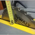 Dewalt Table Saw Dado Blade