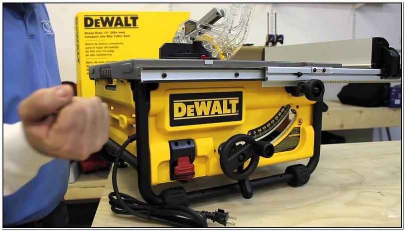 Dewalt Table Saw Parts Dw745