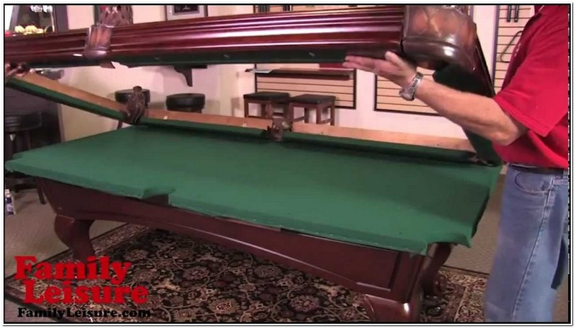 Eastpoint Pool Table Slate