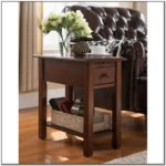 End Table With Charging Station Canada