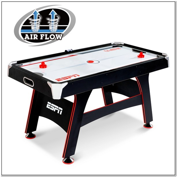 Espn Air Hockey Table Assembly Instructions