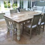 Farmhouse Table And Chairs For Sale