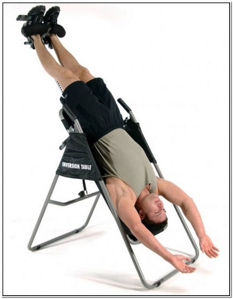 Gravity Inversion Table How To Use