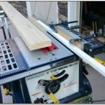 Harbor Freight Table Saw Fence