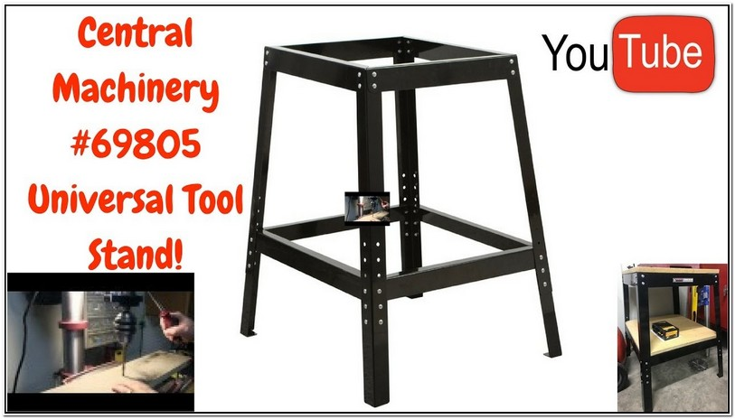 Harbor Freight Table Saw Stand