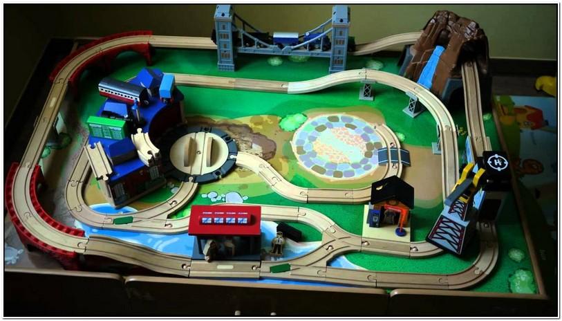 Imaginarium Train Table Instructions