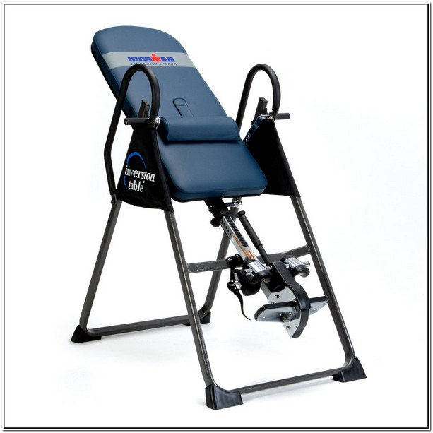Innova Inversion Table How To Use
