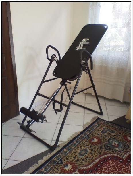 Inversion Table Benefits How Long To Hang