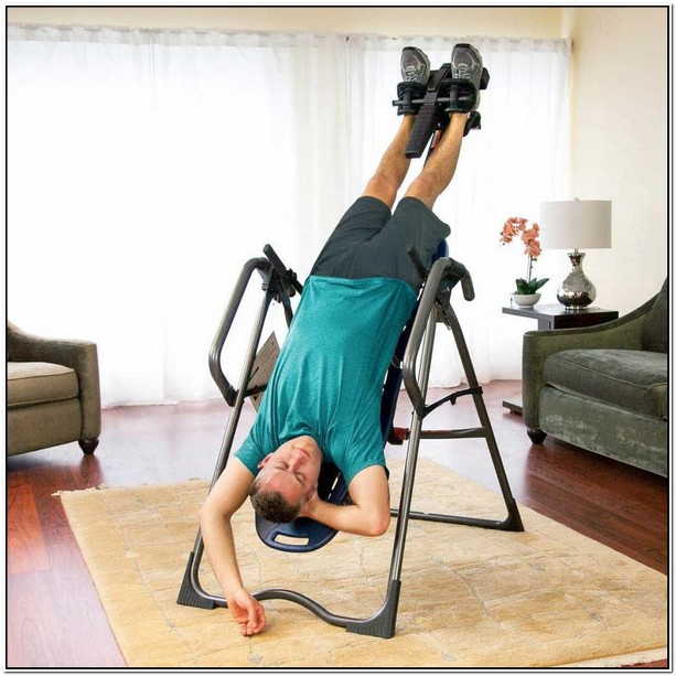 Inversion Table How Often To Use