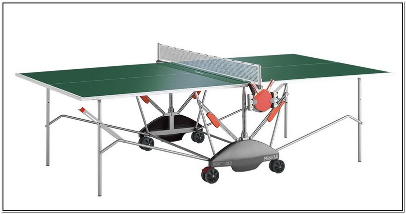 Kettler Ping Pong Table Reviews