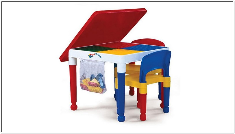 Lego Play Table Toys R Us Design Innovation