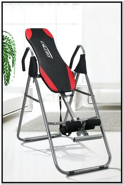 Life Gear Inversion Table Setup