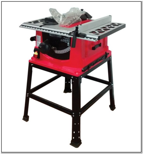 Milwaukee Table Saw Stand