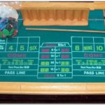 Mini Craps Table For Sale