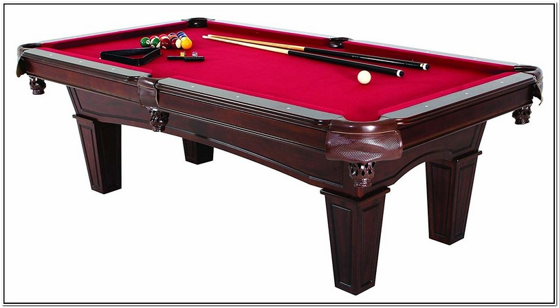 Minnesota Fats Pool Table Assembly