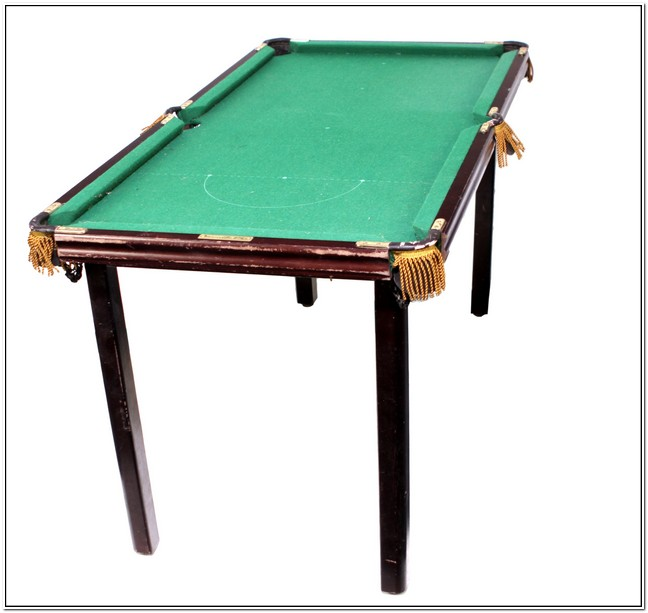 Minnesota Fats Pool Table Mini