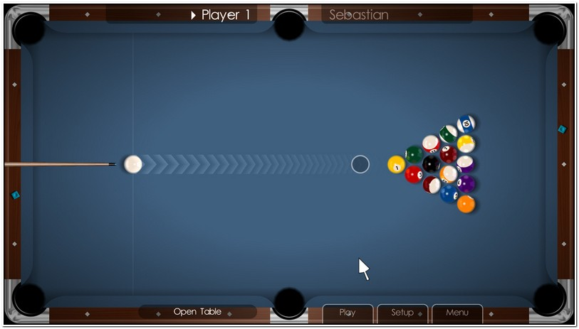 Pool Table Free Games Downloads