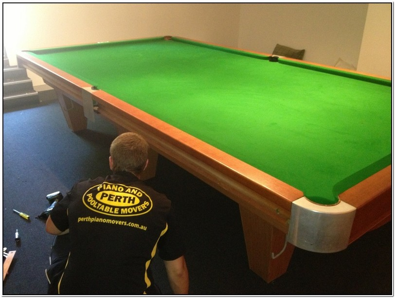 Pool Table Refelting Perth