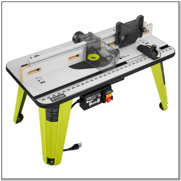 Portable Router Table Home Depot