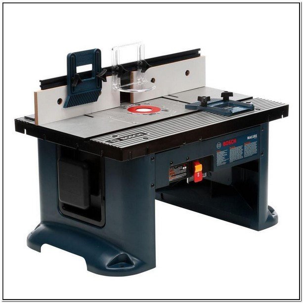 Porter Cable Router And Table Combo