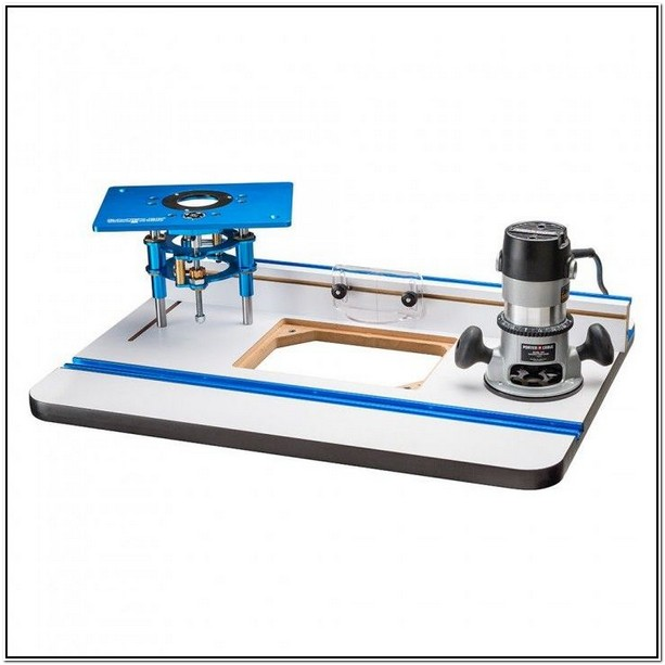 Porter Cable Router Table Fence